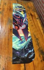 Huge Pokémon Store Display Sign TOYS R' US 48 Inches Banner Trading Card Rare