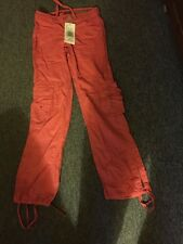 NEW Desigual Combat Trousers Size 34 XS BNWT