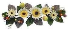 Sunflowers Swag Wedding Centerpieces Arch Gazebo Home Autumn Decor Silk Flowers