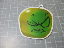 GREEN APPLE Sticker/ Decal Bumper Stickers Actual Pattern NEW