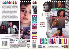 ESCORIANDOLI (1996) vhs ex noleggio