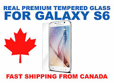 Premium Tempered Glass Screen Protector for Samsung Galaxy S6