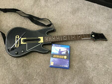 Guitar Hero Live PS4 Juego, guitarra, sin llave de hardware.