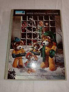 RARE 1972 MONTGOMERY WARDS CHRISTMAS CATALOG ~HARDCOVER DEALER DESK COPY~NICE