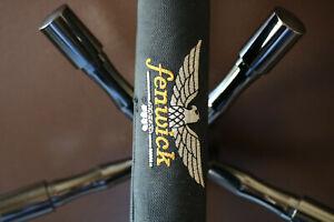 Vintage Fenwick Fiberglass Fly Rod EF806 8' Excellent Condition