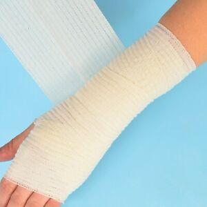 5 X Conforming Stretch Elastic Bandage Reusable First Aid 10cm x 5m SALE!!