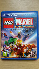 Lego Marvel Super Heroes - Universe In Peril - Sony Playstation PS Vita Game