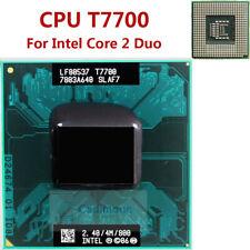 Intel Mobile Core 2 Duo-t7700//SLAF 7//2x 2,40ghz//4mb cache//800mhz Bus