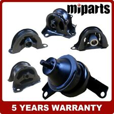 5pcs Engine Motor Trans Mount Set Fit for HONDA CR-V 2.0L 97 - 01