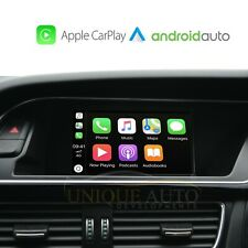 Wireless Apple CarPlay Camera Interface Audi A4 A5 A6 Q7 A8 with MMI 2G High