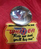 VINTAGE WHIZZER GAS / FUEL CAP #2805 : REPRODUCTION