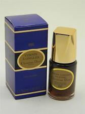 Dior Vernis A Ongles Nail Enamel Polish 995 Brown Velvet