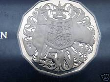 1983  50 cent proof coin.Only 80,000 made! Brilliant coin in 2 x 2. NICE COIN!