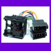 Auto Radio ISO Adapter Kabel für BMW E30 E36 E46 E34 E39 E32 E38 E31 X5 MINI MG