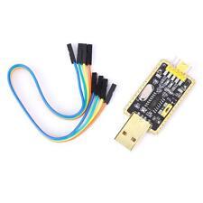 3.3V/5V Serial Adapter Module USB to TTL Converter CH340G UART Power Light New