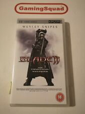 Blade 2 PSP UMD Movie, Supplied by Gaming Squad