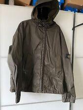 Stone Island Khaki Shimmer Jacket