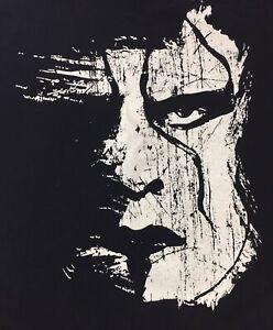 Sting 2xl Tna Wrestling Original T Shirt Black Impact Crow