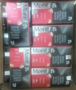Pack 4 New Morrrr F Five % Hair Regrowth DHT Blocker Treatment 60ml