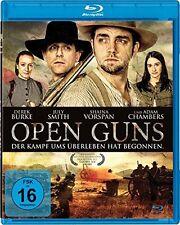 Open Guns - Der Kampf ums Überleben hat begonnen Derek Burke, July Smith NEW