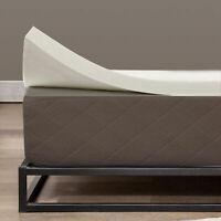 Rishon King Size Modern Design White Leather Platform