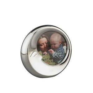"Nambe Sleeping Moon Baby Frame, 6"" (MT0046)"