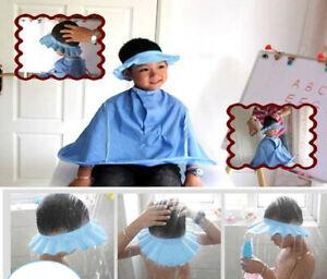 Adjust Shampoo Shower Bathing Bath Protect Soft Cap Hat For Baby