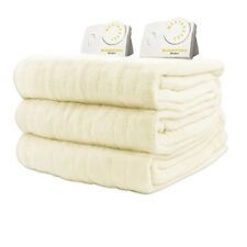 MensElectricBlanket Best Cheap Portable RV Heating Large Small Queen Fleece