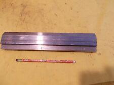 """12"""" OAL x 32 degree PRESS BRAKE DIE metal bending fab shop tool"""