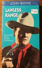 Lawless Range - Western  The Duke John Wayne & Sheila Manners video (VHS) Movie