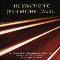 "JEAN-MICHEL JARRE ""SYMPHONIC"" 2 CD NEW!"
