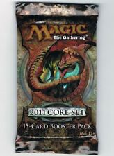 MTG MAGIC 2011 CORE SET BOOSTER SEALED PACK