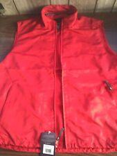 LANDMARK Men's Pivot Vest Vine Red  Size XL