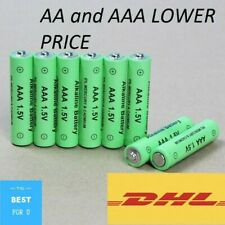 New Alkaline AA rechargeable battery 3000mah 1.5V and AAA Battery 2100mah 1.5V✅