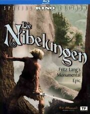 Die Nibelungen Deluxe Remastered Edit 0738329108625 With Paul Richter Blu-ray