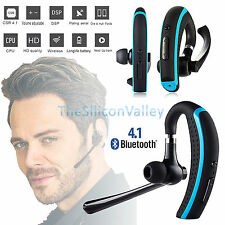Wireless 4.1 Bluetooth Stereo Handsfree Headset Earphone for iPhone Samsung SONY