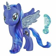 My Little Pony Toy Princess Luna – Sparkling 6-inch Figure for Kids Ages 3 Years