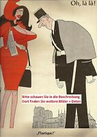 Geburtstagszeitung 1960 1961 1962 Simplicissimus 60. 59. 58. Geburtstag Satire
