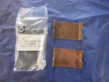 2 NOS VTG Ski-Doo 5050064 Leaf Spring Ski Slide Wear Plates Elan Citation 300
