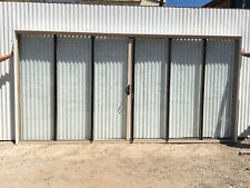 2100h x 4266w NEW Sliding Stacker Door STONE BEIGE  - 12-14 days FSSSSF