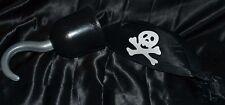 Pirate Costume Dress Up Hook And Bandanna Accessories Halloween Pretend Kids
