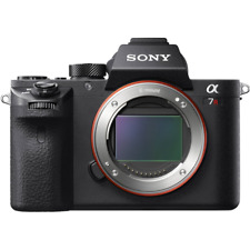Sony Alpha A7R Full Frame Digital Camera Body