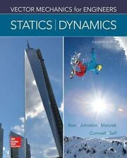 Vector Mechanics for Engineers : Statics and Dynamics by Phillip J. Cornwell, Fe