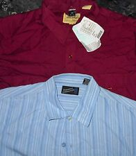 Pineapple Conn. & Ely Cattleman LOT 2 Boys Large S/S B/F Shirts NWT (LOT 2440)