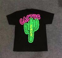 TRAVIS SCOTT Cactus Jack Airbrushed Tee T shirt Unisex Travis Scott ASTROWORLD
