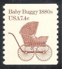 EE. UU. 1981 Baby Buggy Cochecito/Silla de bastón// Cochecito/transporte bobina 1 V (n43762)
