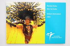 ARUBA 2004 MINT SET LOW MINTAGE B18 ARU19