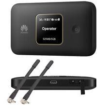 Huawei E5785 LTE Mobile WiFi Mobiler Hotspot E5785Lh-22c 300 Mbit/s 2 x Antenne