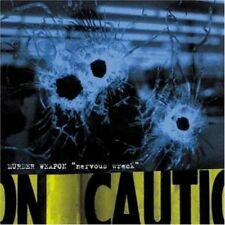 Murder Weapon - Nervous Wreck CD MADBALL NO WARNING CRO-MAGS