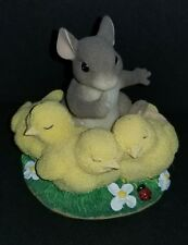 Charming Tails Shhh, Don'T Make A Peep 88/702 Excellent Condition